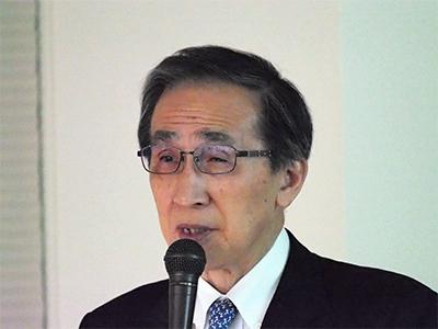 一般社団法人スローカロリー研究会理事長 宮崎 滋 氏