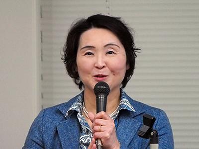 政策研究大学院大学保健管理センター教授 鈴木 眞理 氏