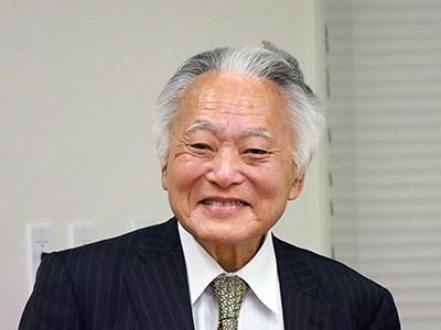 武庫川女子大学国際健康開発研究所教授 家森 幸男 氏