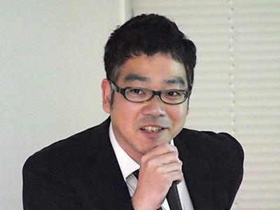 三井製糖株式会社事業創造本部事業開発部 奥野 雅浩 氏